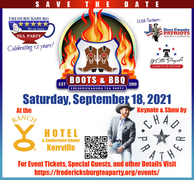 Boots & BBQ annual fundraiser - click for full details